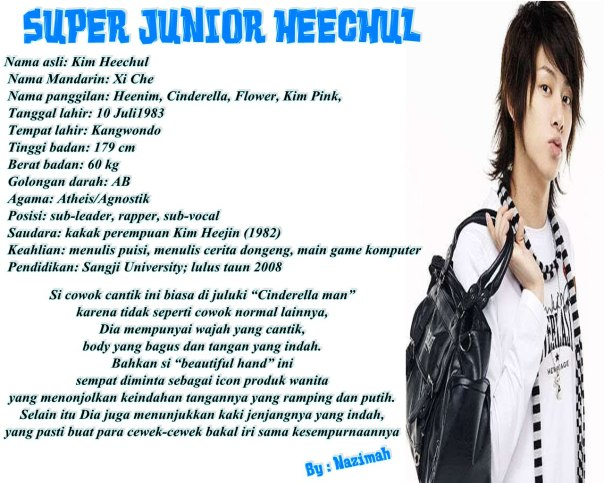 heechul WhiteUWallpaper
