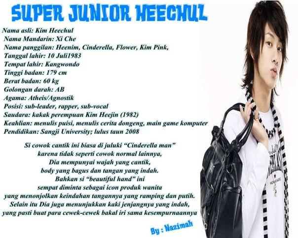 heechul WhiteUWallpaper