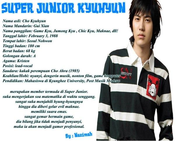 kyuhyun WhiteUWallpaper