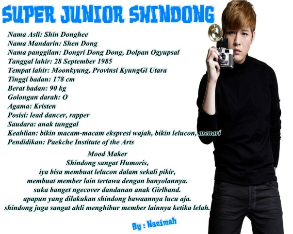 shindong WhiteUWallpaper