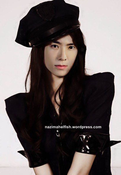 Donghae gender switch by Nazimah (1)