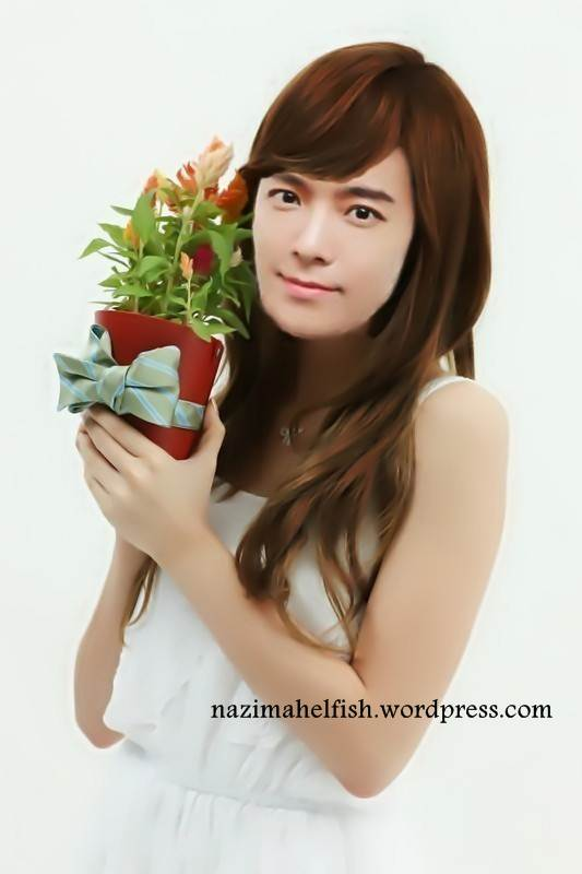 Donghae gender switch by Nazimah (10)