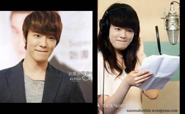 Donghae gender switch by Nazimah (19)