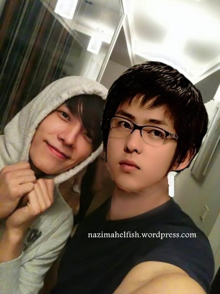 KiHae Couple by Nazimah (1)