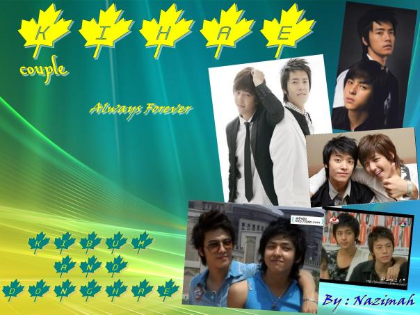 KiHae new wallpaper by nazimah elfish  (9)