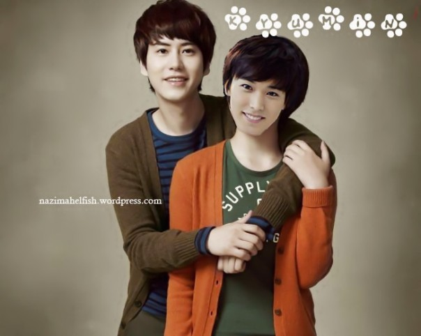 kyumin gs wallpaper by nazimah elfish