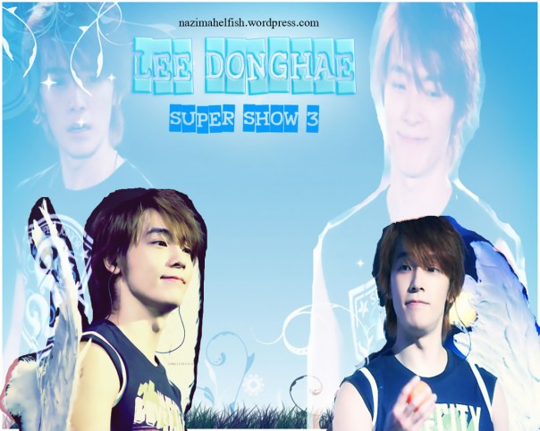 Lee Donghae background by Nazimah Agustina Elfish (1)
