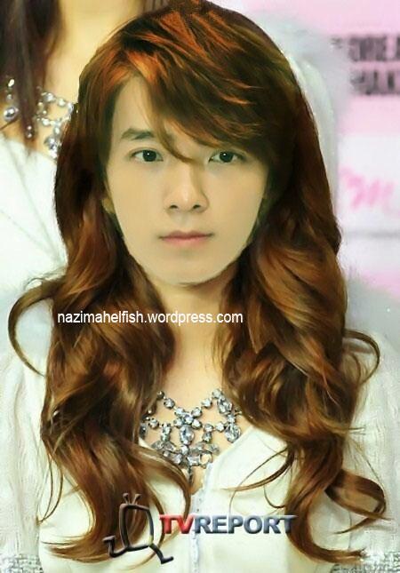Lee Donghae genderswitch by Nazimah Elfish (4)