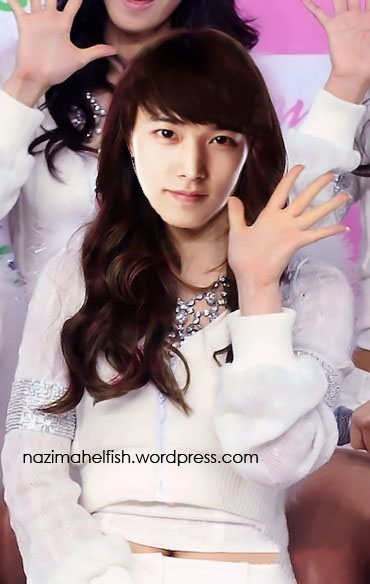 Lee Sungmin genderswitch by Nazimah Elfish