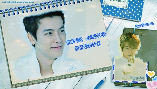 Super Junior Donghae wallpaper by Nazimah Elfish