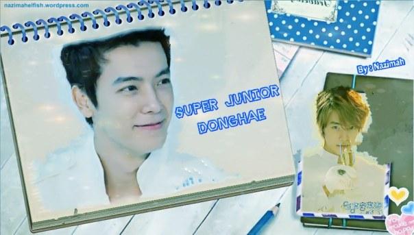 Super Junior Donghae wallpaper by Nazimah Elfish