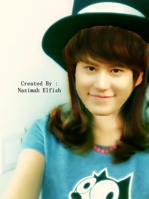 Super Junior Kyuhyun Genderswitch by Nazimah Elfish