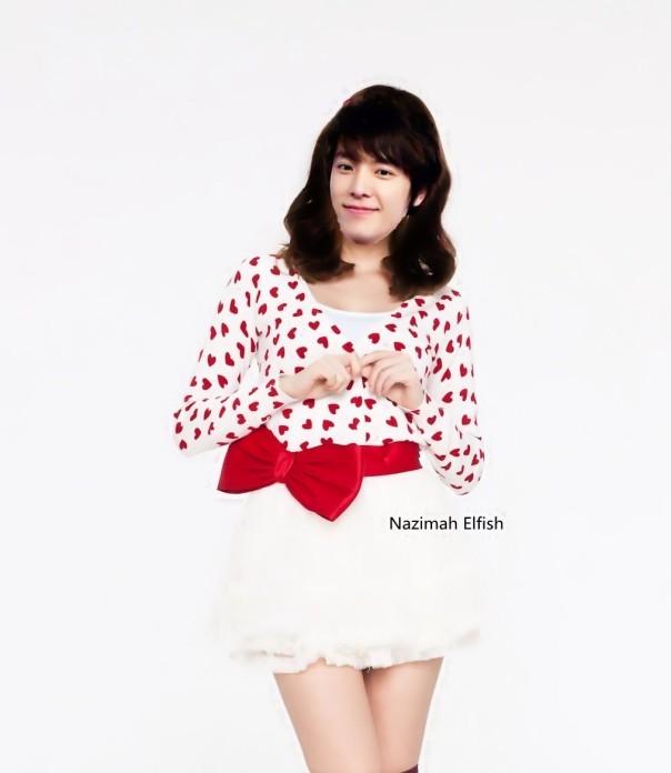 Donghae a pretty woman by Nazimah Elfish