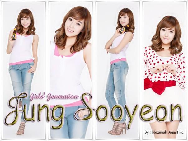 Girls Generation Jessica Wallpaper by Nazimah Agustina