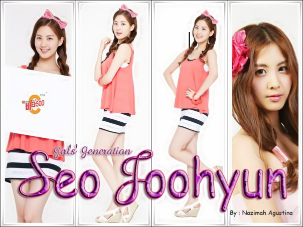 Girls Generation Seohyun Wallpaper by Nazimah Agustina