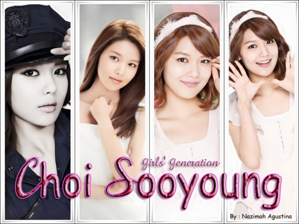 Girls Generation Sooyoung Wallpaper by Nazimah Agustina