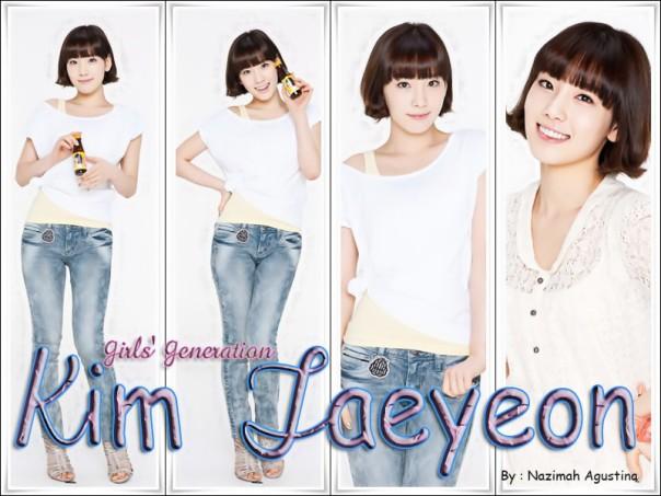 Girls Generation Taeyeon Wallpaper by Nazimah Agustina