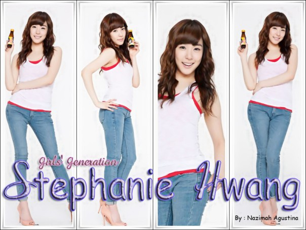 Girls Generation Tiffany Wallpaper by Nazimah Agustina