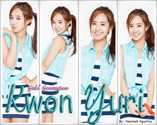 Girls Generation Yuri Wallpaper by Nazimah Agustina