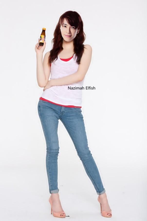 Lee Donghae GS by Nazimah Elfish