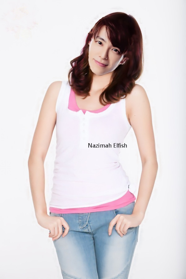 Nona Lee Donghae by Nazimah Agustina