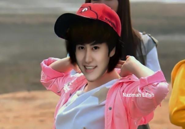 Super Junior Kyuhyun GS by Nazimah Elfish