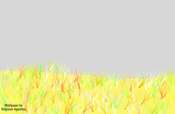 pemandangan background by Nazimah Agustina