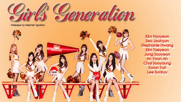 SNSD OH wallpaper by Nazimah Agustina