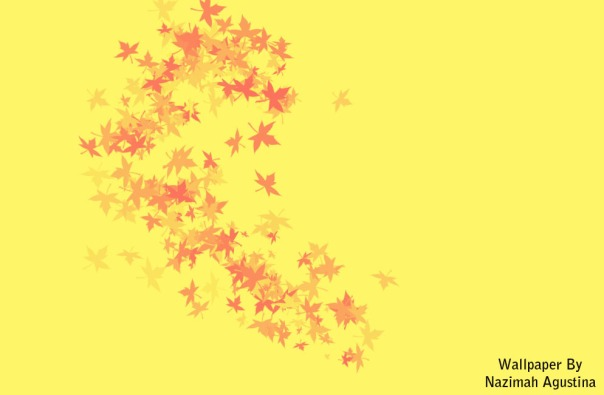 The Simple Wallpaper abstract by Nazimah Agustina (2)
