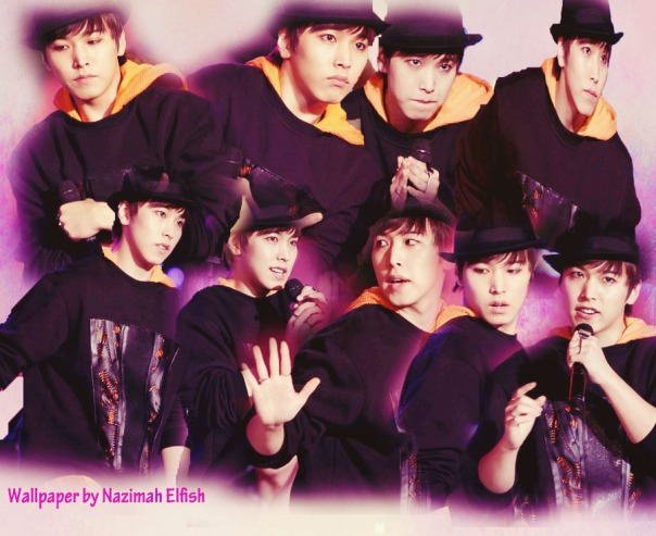 Lee Sungmin Wallpaper by Nazimah Elfish