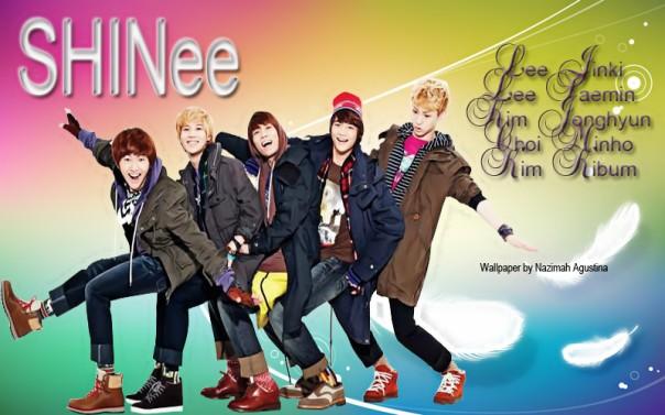 onew, taemin, jonghyun, minho, key wallpaper by Nazimah Agustina