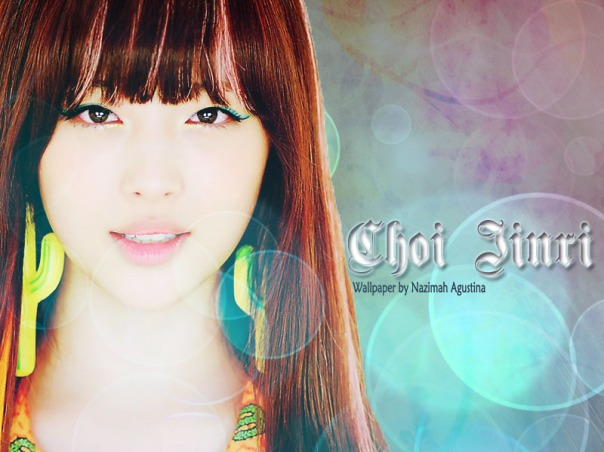 Choi Jinri F(X) Background