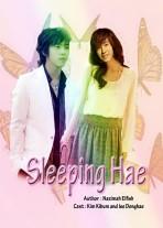 Cover Fanfiction Sleeping Hae by Nazimah Elfish