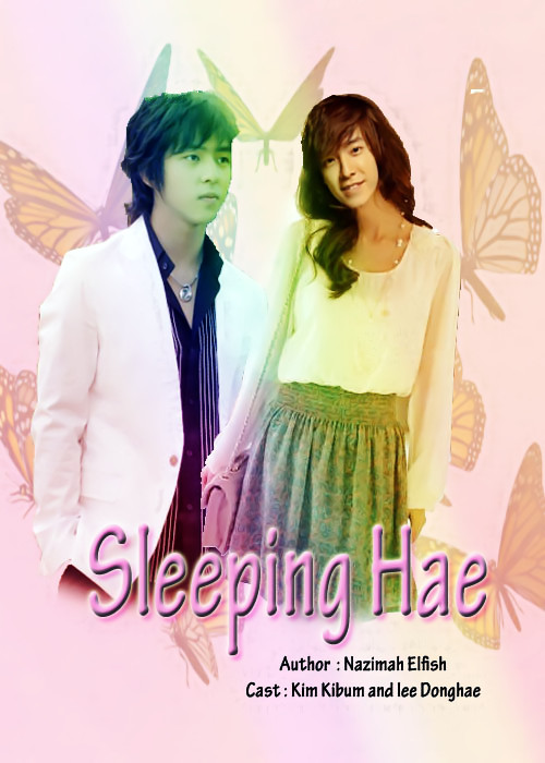 Cover Fanfiction Sleeping Hae by Nazimah Elfish