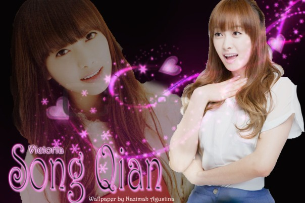 F(X) Victoria Song Qian Wallpaper by Nazimah Agustina