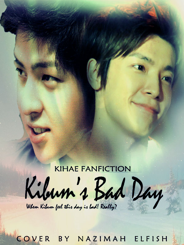 Kihae cover fanfic indonesian super junior
