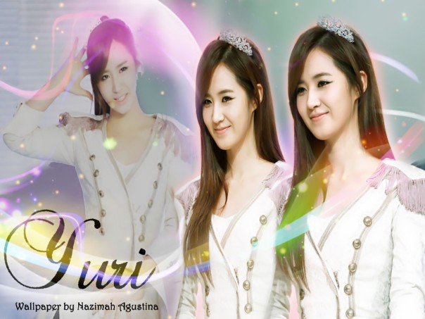 Kwon yuri Girls' Generation by Nazimah Agustina_