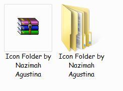 merubah file format .rar menjadi bentuk biasa 2