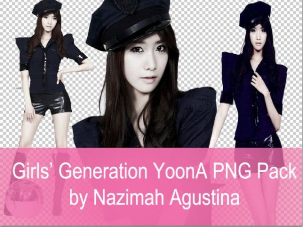 SNSD YoonA PNG Pack Free Download