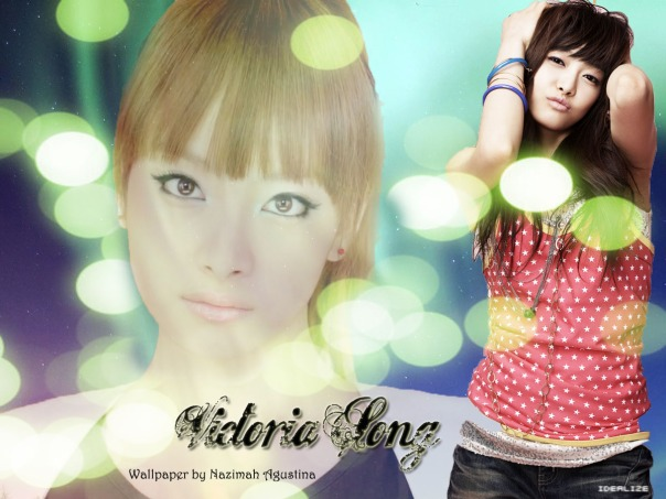 Victoria Song background high quality by Nazimah Agustina