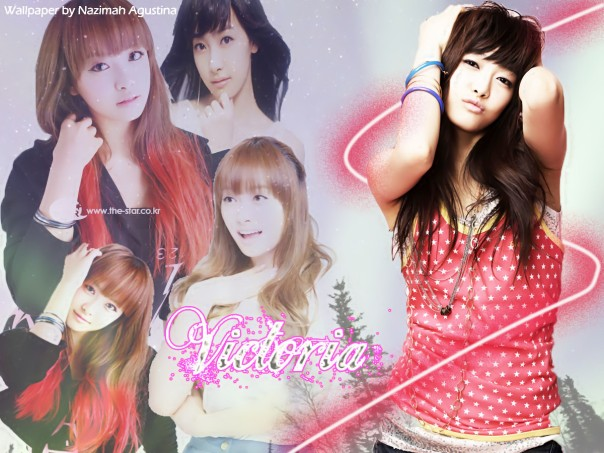 Victoria Song leader F(X) Wallpaper by Nazimah Agustina