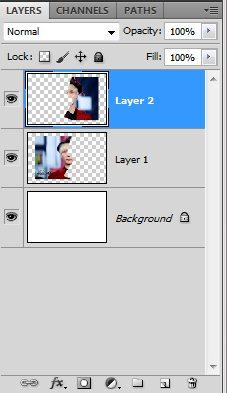 bagaimana cara merobek foto di photoshop 3