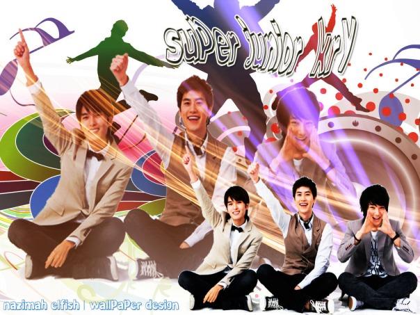 SJ KRY kyuhyun yesung ryeowook wallpaper