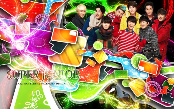 SUPER JUNIOR FULL COLOR