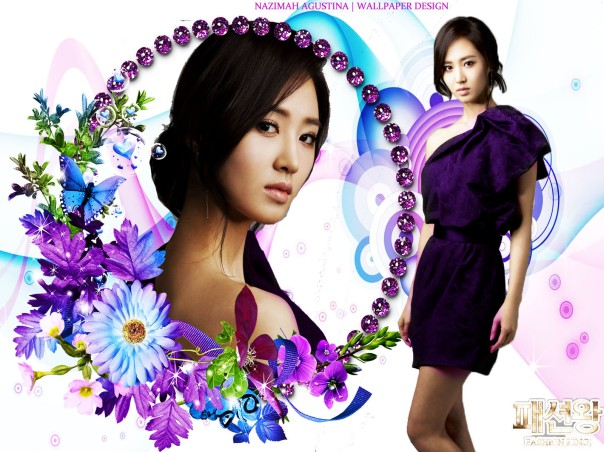 GIRLS' GENERATION YURI fashion king by Nazimah
