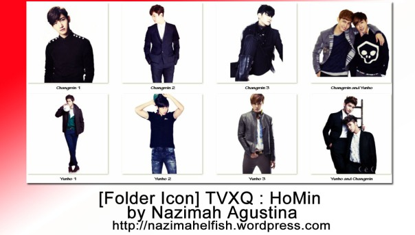 homin folder icon tvxq free download by nazimah agustina