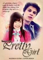 Pretty Girl Collin Frod Mayu Watanabe cover fanfic genre Romance Seorang gadis dari Jepang bertemu dengan lelaki tampan yang berasal dari London, mereka bertemu di sebuah universitas