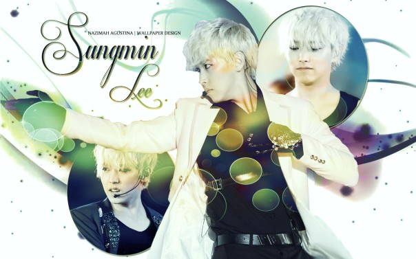 SUNGMIN LEE blonde hair very good spy 2012 sexy free and single 6jib repackage by nazimah agustina