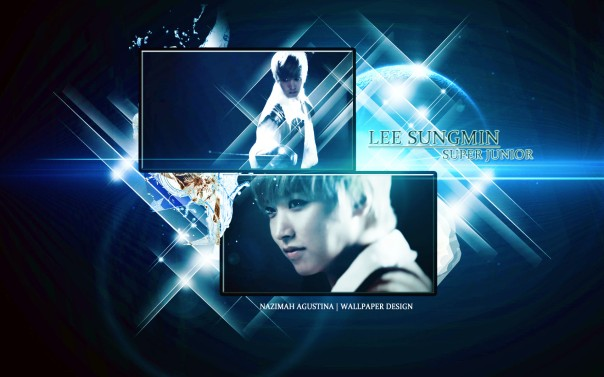 SUNGMIN LEE lighting bokeh nebula wallpaper