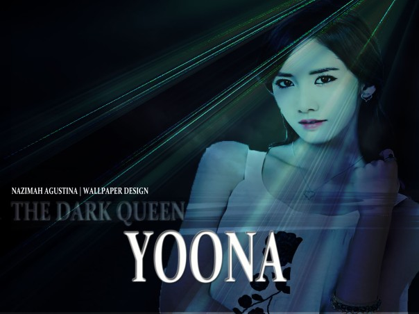 THE DARK QUEEN OF YOONA SNSD by Nazimah Agustina